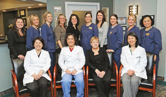 Rose Wang Dental Staff in Nashua AND Lexington, NH.