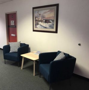 Rose Dental Waiting Room | Nashua NH Dentist