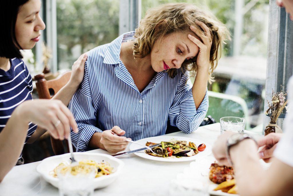 eating disorders & gum disease