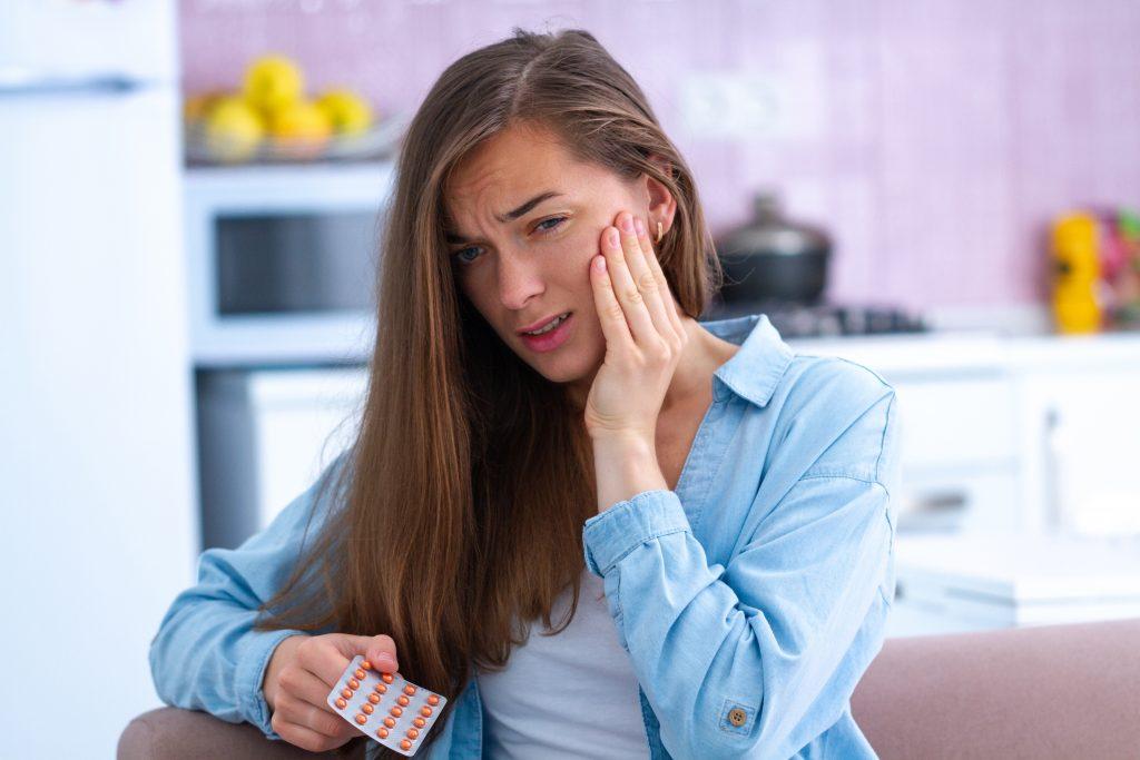 sinus toothache