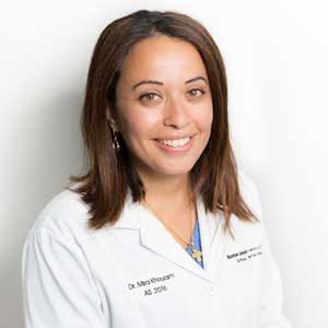Mira Khouzam DMD | Dentist